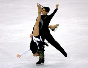 Елена Ильиных и Никита Кацалапов выиграли золото по фигурному катанию на юниорском  первенстве мира в Голандии
