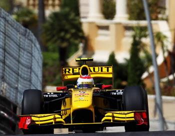 Виталий Петров стартует с 14-ой позиции на «Гран-при Монако»