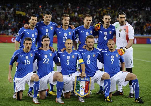 Кубок мира 2010. Италия - Парагвай 1:1. Фоторепортаж