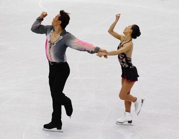 Китайские фигуристы выиграли золото и серебро в Ванкувере