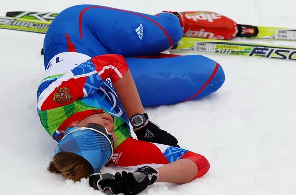 Сборная России увеличила отрыв в общекомандном зачете в третий день Паралимпиады. Фото