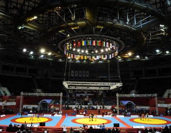 163 170410 VB - Женская сборная России по борьбе выиграла чемпионат Европы в общекомандном зачете