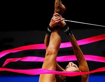 Евгения Канаева стала чемпионкой Европы в многоборье
