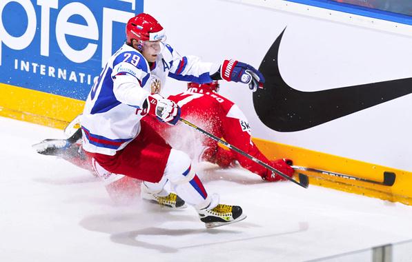 ЧМ-2010: Россия разгромила Данию. Фоторепортаж