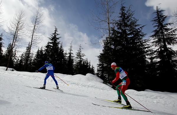 Россияне лидируют в общекомандном зачете после пятого дня Паралимпиады. Фото