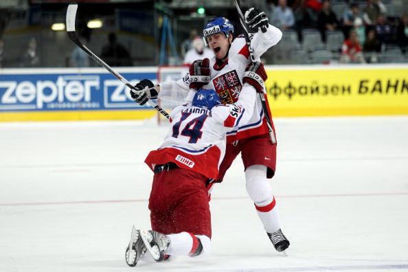 ЧМ-2010: Чехи обыграли олимпийских чемпионов. Фоторепортаж