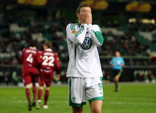163 190310 02 BF - «Рубин» проиграл «Вольфсбургу» в матче 1/8 финала Лиги Европы. Фото