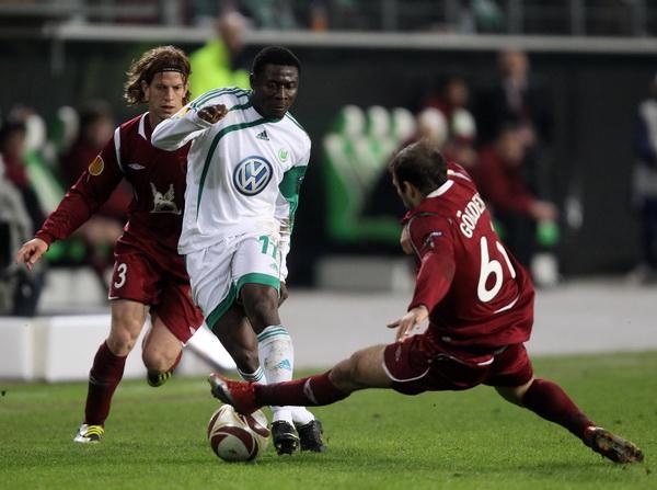 163 190310 03 BF - «Рубин» проиграл «Вольфсбургу» в матче 1/8 финала Лиги Европы. Фото