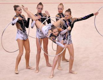 Российские гимнастки выиграли все золотые медали ЧЕ в Бремене