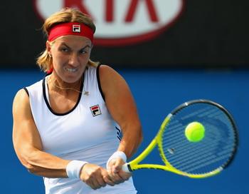 163 200110 2 BTsvetlana - Динара Сафина вышла в третий круг Australian Open