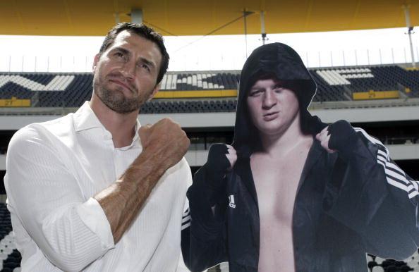 Бой между Кличко и Поветкиным вновь оказался под угрозой срыва