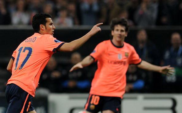 «Интер» переиграл «Барселону». Видео и Фоторепортаж