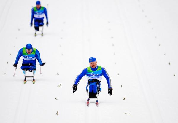 Сборная России стала второй в общекомандном зачете в Паралимпийских играх