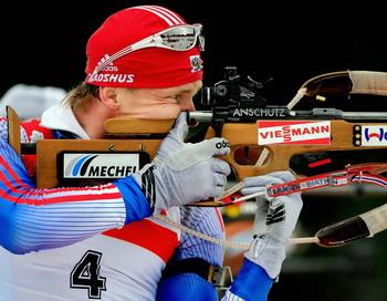163 220310 bianlon - Иван Черезов выиграл  масс-старт на 15 км в Норвегии