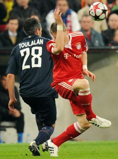 «Бавария» обыграла «Лион» в матче 1/2 финала Лиги чемпионов. Видео и Фоторепортаж