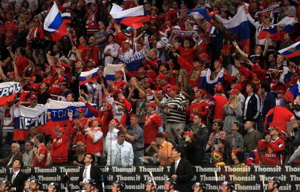 163 220510 03 NXL - ЧМ-2010: Россияне в финале сыграют с чехами. Фоторепортаж