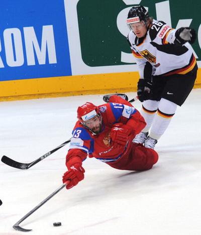 163 220510 04 NXL - ЧМ-2010: Россияне в финале сыграют с чехами. Фоторепортаж