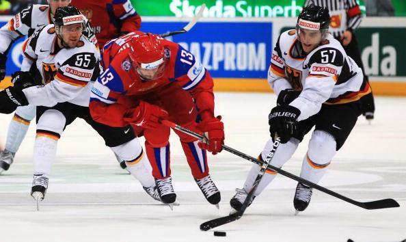 163 220510 08 NXL - ЧМ-2010: Россияне в финале сыграют с чехами. Фоторепортаж