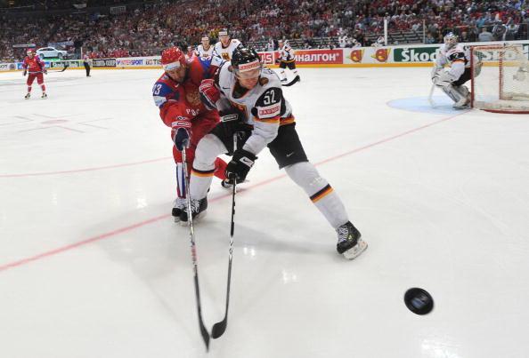 163 220510 12 NXL - ЧМ-2010: Россияне в финале сыграют с чехами. Фоторепортаж