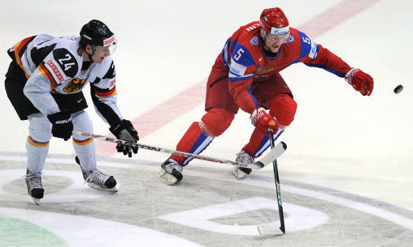 163 220510 14 NXL - ЧМ-2010: Россияне в финале сыграют с чехами. Фоторепортаж