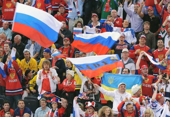 163 220510 15 NXL - ЧМ-2010: Россияне в финале сыграют с чехами. Фоторепортаж