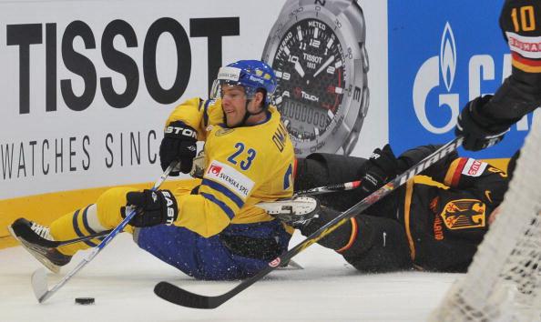 Швеция стала бронзовым призером ЧМ по хоккею. Фоторепортаж