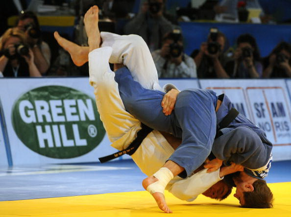 163 240410 002 dzydo - Российские дзюдоисты на Евро завоевали золото, серебро и бронзу. Фоторепортаж