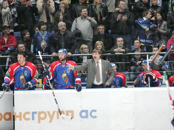 ХК МВД одержал победу в финальной серии Кубка Гагарина. Фоторепортаж