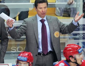 Сборная России по хоккею уверенно переиграла Италию в первом товарищеском матче
