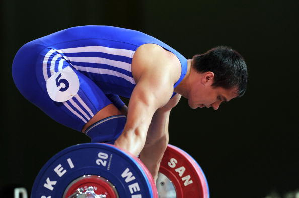 Российские спортсмены завоевали три медали на ЧМ по тяжелой атлетике