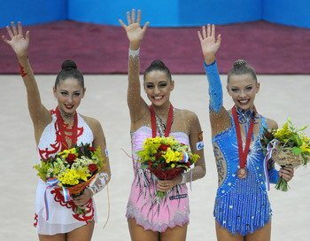 163 250910 EK - Евгения Канаева стала двукратной чемпионкой мира в многоборье