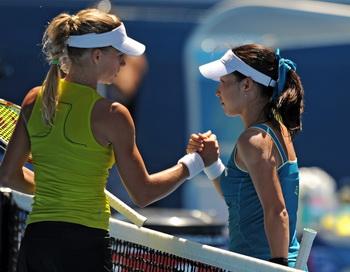 Российские теннисистки покидают Australian Open