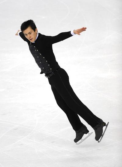 163 260310 08 FK - Японец Такахаси завоевал золото чемпионата мира  по фигурному катанию. Фото