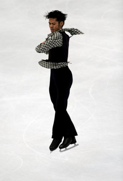 163 260310 10 FK - Японец Такахаси завоевал золото чемпионата мира  по фигурному катанию. Фото
