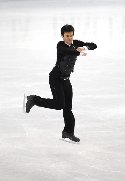 163 260310 13 FK - Японец Такахаси завоевал золото чемпионата мира  по фигурному катанию. Фото