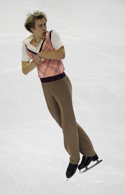 163 260310 15 FK - Японец Такахаси завоевал золото чемпионата мира  по фигурному катанию. Фото
