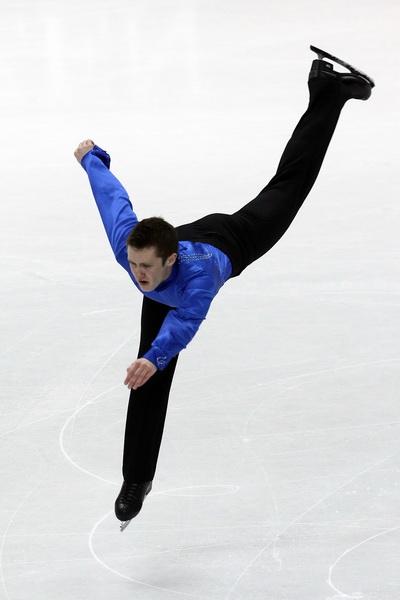 163 260310 16 FK - Японец Такахаси завоевал золото чемпионата мира  по фигурному катанию. Фото