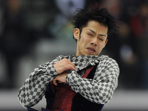 163 260310 4 FK - Японец Такахаси завоевал золото чемпионата мира  по фигурному катанию. Фото