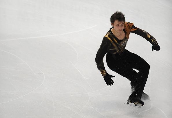 163 260310 5 FK - Японец Такахаси завоевал золото чемпионата мира  по фигурному катанию. Фото