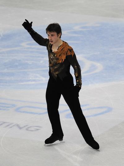 163 260310 6 FK - Японец Такахаси завоевал золото чемпионата мира  по фигурному катанию. Фото