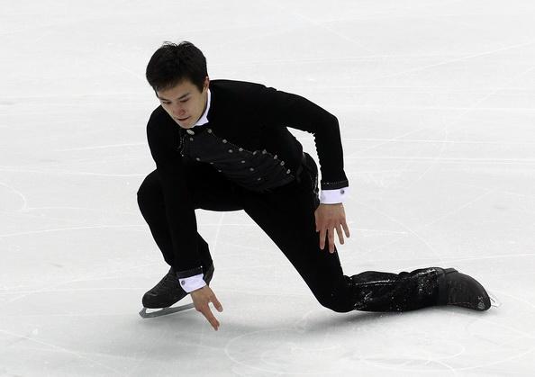 163 260310 7 FK - Японец Такахаси завоевал золото чемпионата мира  по фигурному катанию. Фото