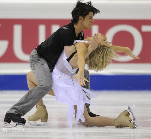 163 270310 10 FK - Канадцы Вирту и Мойр завоевали золото по фигурному катанию среди танцоров. Фото
