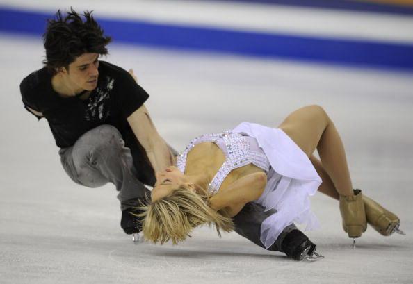 163 270310 13 FK - Канадцы Вирту и Мойр завоевали золото по фигурному катанию среди танцоров. Фото