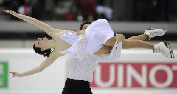 163 270310 15 FK - Канадцы Вирту и Мойр завоевали золото по фигурному катанию среди танцоров. Фото