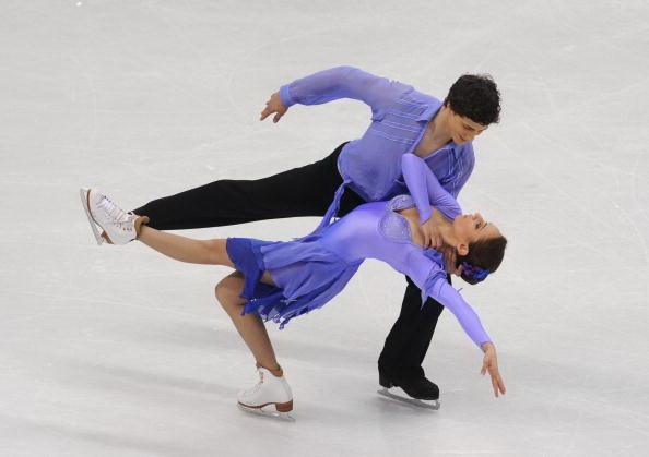 163 270310 17 FK - Канадцы Вирту и Мойр завоевали золото по фигурному катанию среди танцоров. Фото