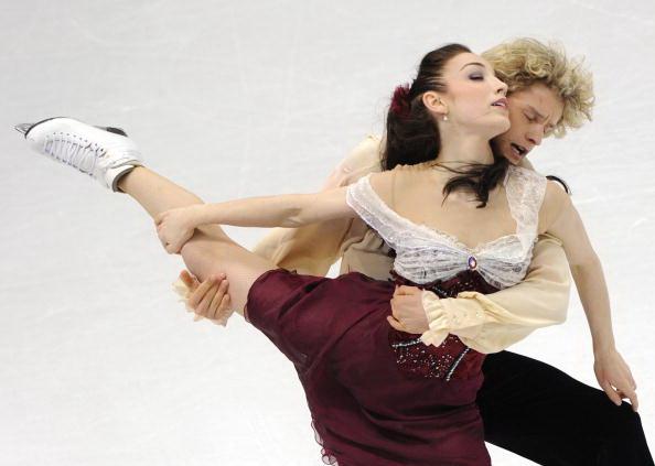 163 270310 18 FK - Канадцы Вирту и Мойр завоевали золото по фигурному катанию среди танцоров. Фото