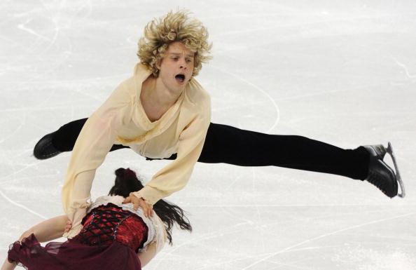 163 270310 19 FK - Канадцы Вирту и Мойр завоевали золото по фигурному катанию среди танцоров. Фото