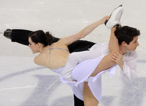 163 270310 1 FK - Канадцы Вирту и Мойр завоевали золото по фигурному катанию среди танцоров. Фото