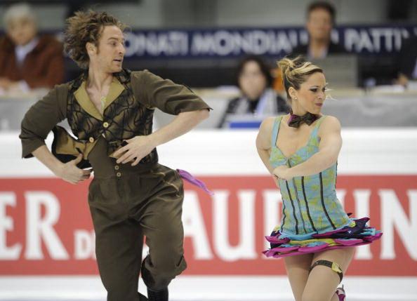 163 270310 20 FK - Канадцы Вирту и Мойр завоевали золото по фигурному катанию среди танцоров. Фото