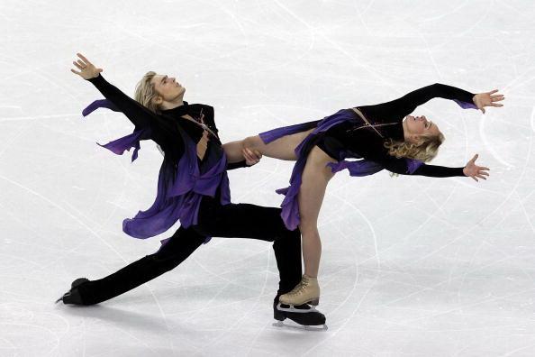 163 270310 22 FK - Канадцы Вирту и Мойр завоевали золото по фигурному катанию среди танцоров. Фото